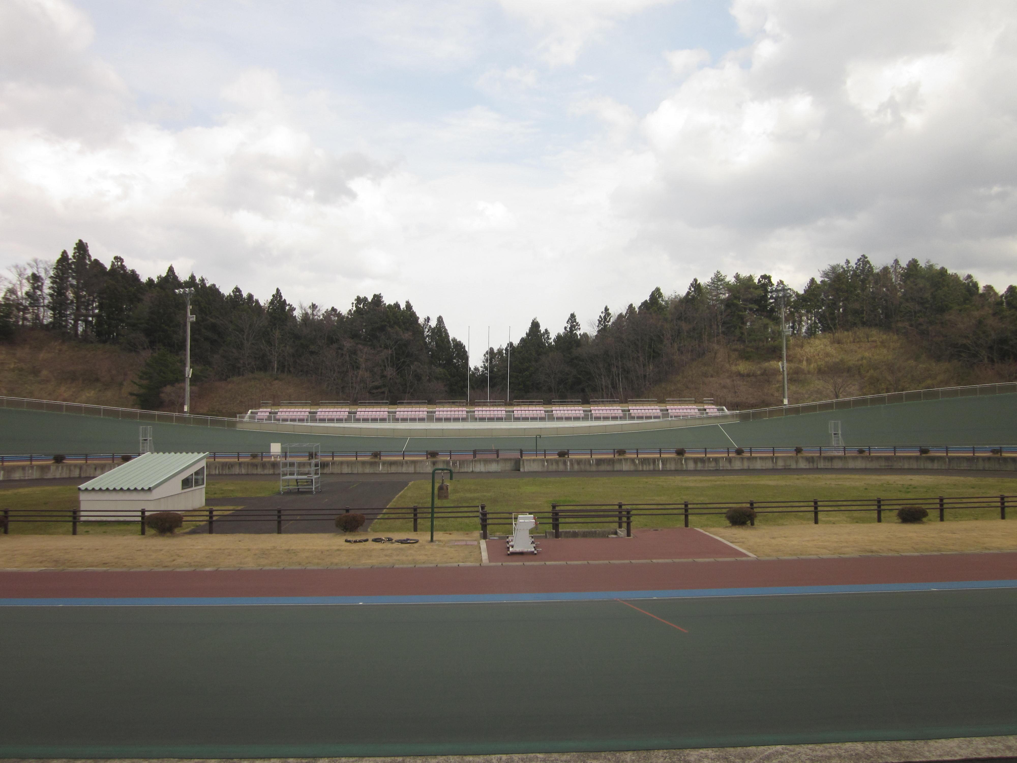 宮城県自転車競技場のイメージ